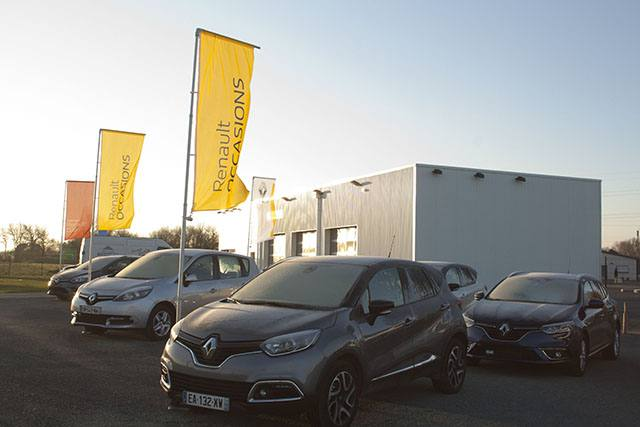 Les locations chez garage renault bellevigny garage for Garage renault evrecy 14